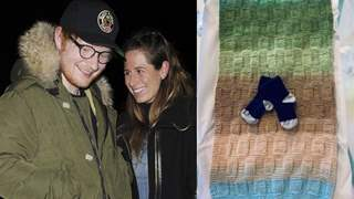Ed Sheeran Welcomes First Child 'Lyra' with Wife Cherry Seaborn