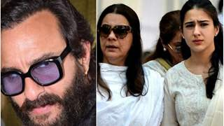 Saif Ali Khan Blames Ex Wife Amrita Singh, Refuses to Help As Sara Gets Dragged in Drug Case?