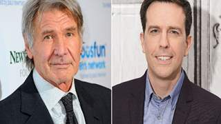 Harrison Ford & Ed Helms Roped in For Comedy 'Burt Squire'