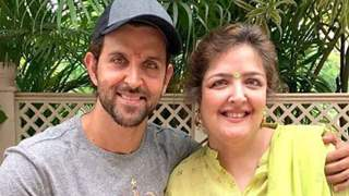Hrithik Roshan's Mother Pinky Roshan tests positive for COVID-19: I have no symptoms