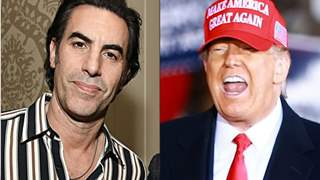 Sacha Baron Cohen Responds To Trump Criticism on 'Borat 2'