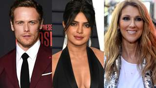 Priyanka Chopra announces her next Hollywood project with Celine Dion and Sam Heughan!
