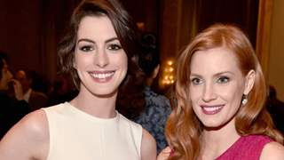 Jessica Chastain & Anne Hathaway Thriller 'Mother's Instinct' Launched By Anton