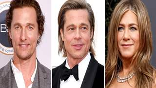 Matthew McCanoughey Reacts To Brad Pitt & Jennifer Aniston's Virtual Reunion