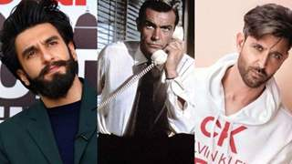 RIP Legend: Ranveer Singh, Hrithik Roshan and others mourn the loss of Sean Connery