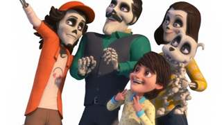 """Never seen before Bhoot in """"Happy & Pinaki- The Bhoot Bandhus"""" on SONIC"""