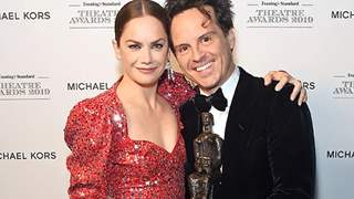 Ruth Wilson & Andrew Scott To Star in HBO Movie From Steven Spielberg