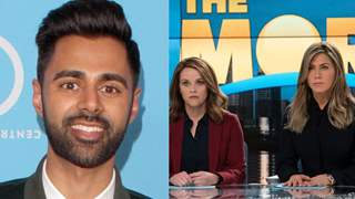 Hasan Minhaj gets cast in 'The Morning Show' Season 2