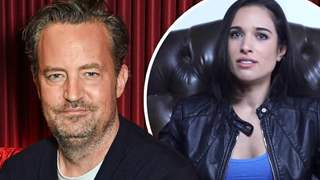 'F.R.I.E.N.D.S' star Matthew Perry engaged to Molly Hurwitz