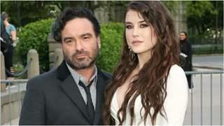 Big Bang Theory fame Johnny Galecki splits up with girlfriend Alaina Meyer
