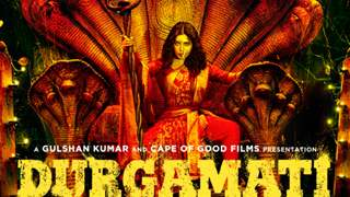 Durgamati Review: A Technically Flawed scare-fest that is neither Scary nor Relevant!