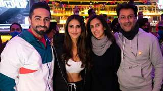 Ayushmann-Vaani's Chandigarh Kare Aashiqui becomes first to shoot full film amid COVID-19