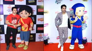 Then vs. Now moments of Bollywood Biggies arriving for Kids Choice Awards