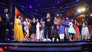 Bappi Lahiri's grand son Swastik Bansal in Indian Idol Season 2020