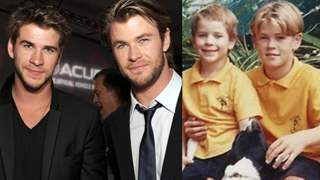 Thor star Chris Hemsworth trolls brother Liam with a childhood photo on his birthday!