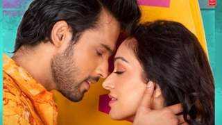 Parth Samthaan and Khushali's music video poster out now