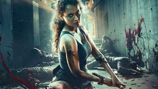 Dhaakad first look: Kangana Ranaut wields the sword in her fiery new avatar as Agent Agni