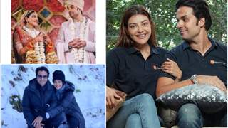Kajal Aggarwal shares 'best picture' from her wedding album; Check out her sweetest memory with husband Gautam...