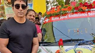 """We are defined by our actions"": Sonu Sood reacts to ambulance service"