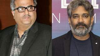Boney Kapoor angry with Rajamouli's release date for 'RRR'