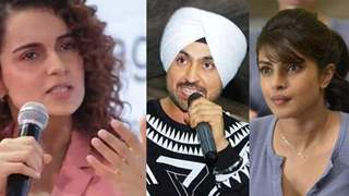 Kangana Ranaut questions Diljit Dosanjh and Priyanka Chopra's support to farmers protesting against 'farm laws'