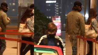 Shah Rukh Khan's bodyguards warns Papz; Arranges tight security for daughter Suhana; Son AbRam too accompanies daddy: Video