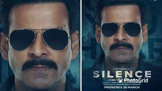 Manoj Bajpayee plays ACP in murder mystery 'Silence... Can you hear it?': First look & release date revealed