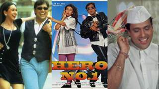 Here's why you can rewatch Govinda's iconic 'Hero No. 1'