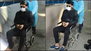 Kapil finally reacts to the mystery of why he was on a wheelchair