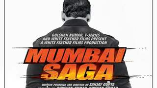 'Mumbai Saga' confirms theatrical release date; poster out