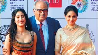 Janhvi Kapoor speaks about the pressures of being Sridevi and Boney Kapoor's daughter!