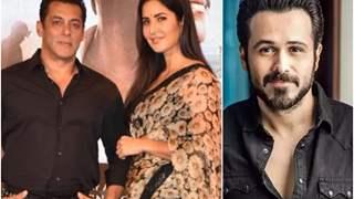 Salman Khan and Katrina Kaif perform puja with Emraan Hashmi ahead of Tiger 3 shoot!