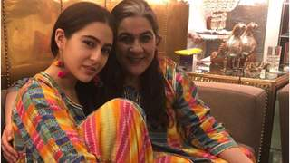 Sara Ali Khan talks about problems faced by mom Amrita; calls her 'solution to all my problems'