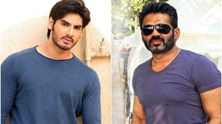 Like father, like son: After Suniel Shetty, son Ahan Shetty to be launched by Nadiadwala Grandson!