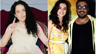 """""""I had my suspicions,"""" says Kangana Ranaut reacting to IT officials' statement in Taapsee-Anurag's IT case"""