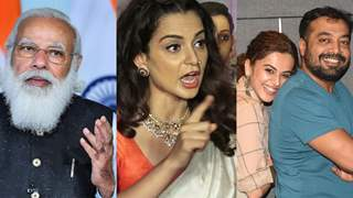 Kangana ropes in PM Modi, Raises alarming questions about Taapsee-Anurag's involvement in Riots