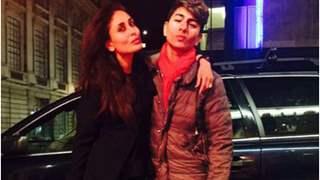 "Kareena Kapoor Khan wishes Ibrahim Ali Khan; calls him ""handsome"""