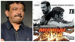 """""""The 'Asli Mumbai Saga' is 'D Company"""" - Ram Gopal Varma"""
