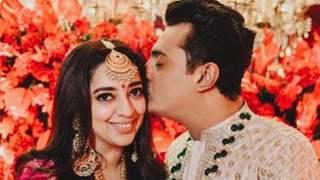 Nidhi Dutta-Binoy Gandhi Wedding: Krishna themed mehendi ceremony, sangeet themed on London & more exciting details