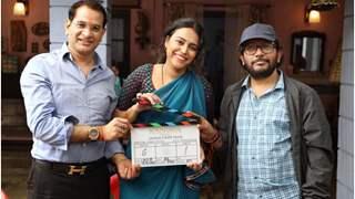Swara Bhasker begins shooting for 'Jahaan Chaar Yaar' shoot; shares BTS pictures