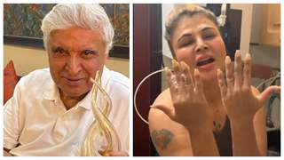 Javed Akhtar confirms Rakhi Sawant's claims of saying he wanted to make a biopic on her