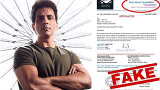 Sonu Sood's foundation name used for loan scam; Actor to lodge complaint against fake loan providers!