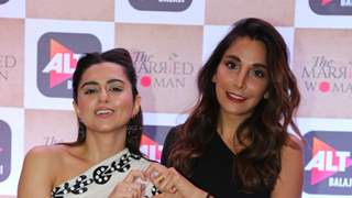 Screening: Ridhi Dogra & Monica Dogra on their characters from 'The Married Woman'