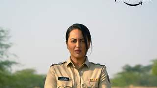 Revealed: Sonakshi's look from her Amazon untitled show