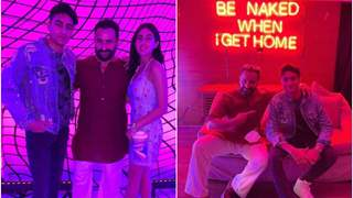 Inside Ibrahim Ali Khan's neon-themed birthday bash: See pictures of Saif's old house turned into birthday venue!