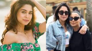 Sharvari makes a revelation about how Rani Mukerji is the reason she...