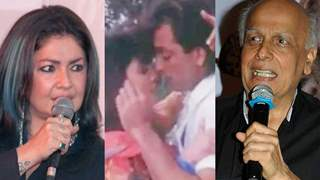 Pooja Bhatt on kissing Sanjay Dutt at the age of 18; Reveals the lessons she learnt...