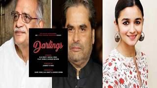 Alia Bhatt's 'Darlings' ropes in legendary combo of Vishal Bharadwaj & Gulzar