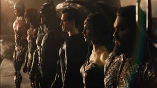 Zack Snyder's 'Justice League' gets leaked for a while