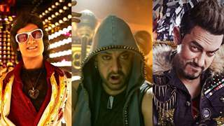 Aamir Khan's quirky dance numbers that gave us a good dose of entertainment